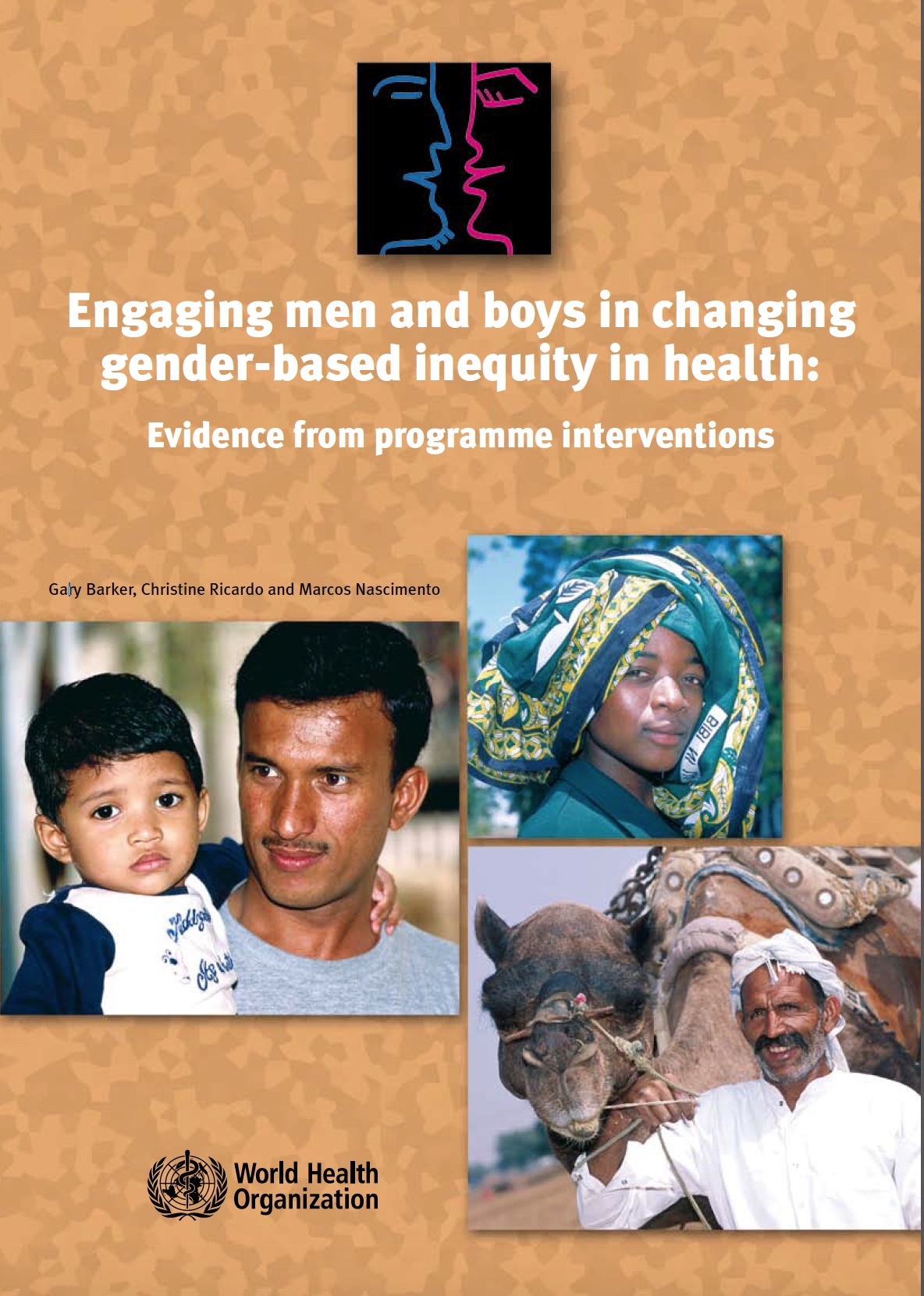 Barker, Engaging men and boys in changing 07 - Cover