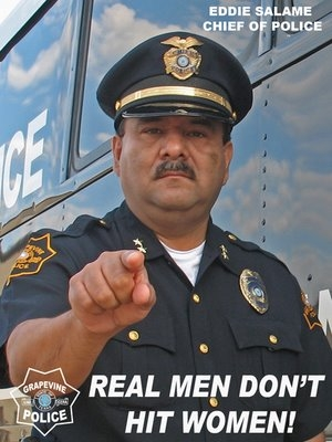 Chief of Police - Real men don't hit women