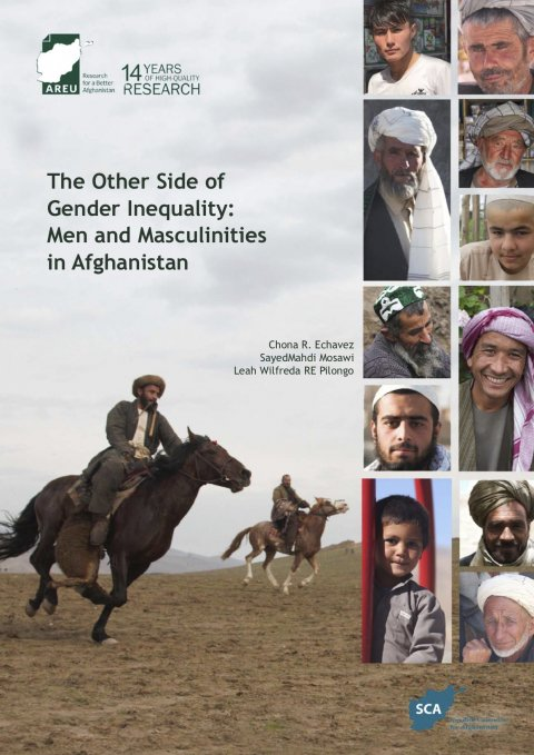 Echavez, The Other Side of Gender Inequality - Cover English