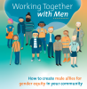 HealthWest Partnership Victoria, Working Together with Men 2020 - Cover