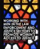 ABAAD, Working with men in the law enforcement - cover