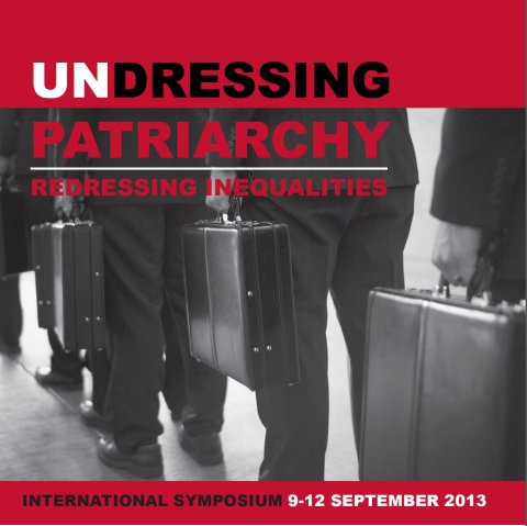 Hawkins, Undressing Patriarchy report 2013 Cover