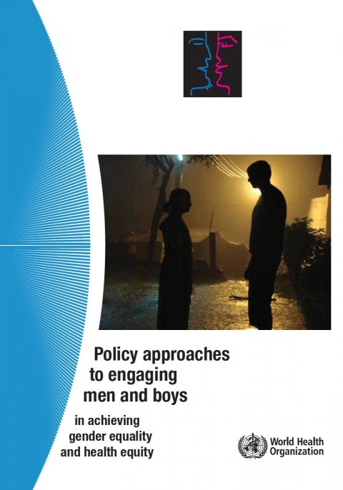 WHO, Policy approaches to engaging men and boys in achieving gender equality 2010 - Cover