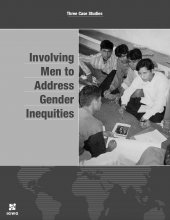 IGWG, Involving men to address gender equities - Three case studies 03 - Cover