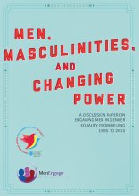 Ricardo, Beijing+20 Men Masculinities and Changing Power - Cover